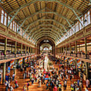 Royal Exhibition Building IIi Print by Ray Warren