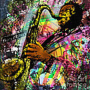 Royal Sonesta Jazz Playhouse Art Print