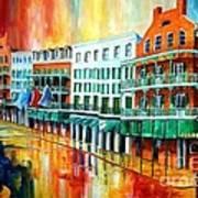 Royal Sonesta New Orleans Art Print