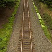 Rr Track Wa 1 Art Print