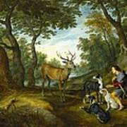 Rubens, Peter Paul 1577-1640 Breugel Art Print