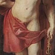 Rubens, Peter Paul 1577-1640. Mercury Art Print