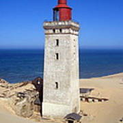 Rubjerg Knude Lighthouse 2 Art Print
