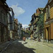 Rue De La Bavole Art Print