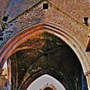 Ruined Church Ireland Art Print