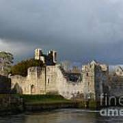 Ruins Of Desmond Castle Art Print