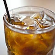 Rum And Coke Art Print
