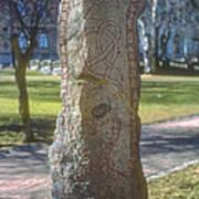 Runestone Art Print