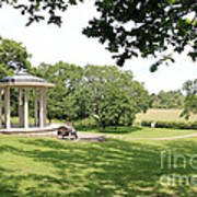 Runnymede Surrey Uk Art Print
