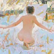 Russian Sauna IIi  Art Print