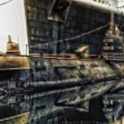Russian Submarine Extreme Art Print