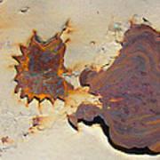 Rust #1 Art Print