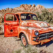 Rusted Classics - Job Rated Art Print