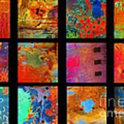 Rusted Glory Showcase Art Print
