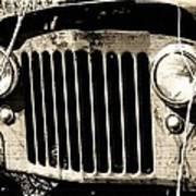 Rusty Relic - The Forgotten 02 Art Print