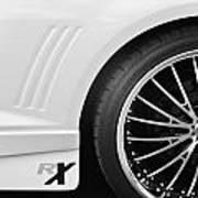 Rx Camaro Art Print