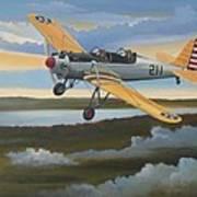 Ryan Pt-22 Recruit Art Print