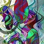 Rythem Of Change Art Print