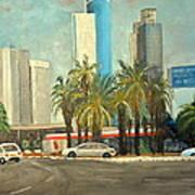 Sabidor Tel Aviv  Art Print