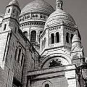 Sacre Coeur Architecture  Art Print