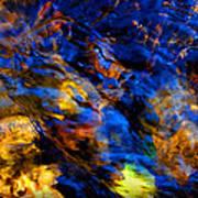 Sacred Art Of Water 4 Art Print