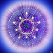 Sacred Geometry 69 Art Print
