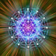 Sacred Geometry 72 Art Print