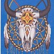 Sacred Things Art Print by Billie Bowles