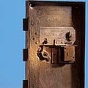 Safe Door From The Titanic Art Print