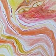 Saga Of Woman Art Print