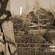 Sagamihara Asamizo Park 15b Art Print