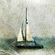 Sailin' With Sally Starr Art Print