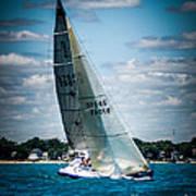 Sailing 97045 Art Print