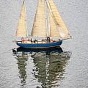 Sailing Puget Sound Art Print