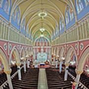 Saint Bridgets Church Art Print