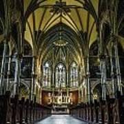 Saint John Cathedral Art Print