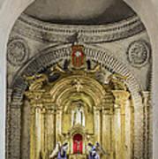 Saint Joseph Cathedral Art Print