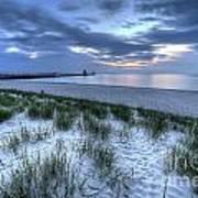 Saint Joseph Michigan Lighthouse Print by Twenty Two North Photography