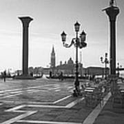 Saint Mark Square, Venice, Italy Art Print