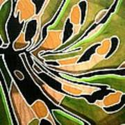 Saint Papilio Polyxenes Study Art Print