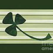 Saint Patricks Day Collage Number 18 Art Print