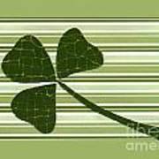 Saint Patricks Day Collage Number 5 Art Print