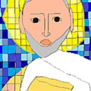 Saint Paul Art Print by Anita Dale Livaditis