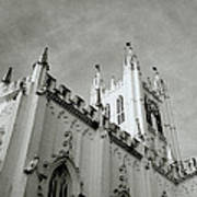Saint Paul Cathedral In Cathedral Art Print