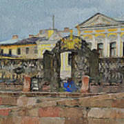 Saint Petersburg 16 Art Print