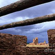Salinas Pueblo Mission Abo Ruins 5 Art Print