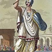 Salio, 1796 Art Print