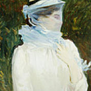 Sally Fairchild Art Print by John Singer Sargent