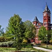 Samford Hall - Auburn University Art Print