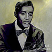 Sammy Davis Jr. Art Print